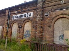 Ballenstedt Ostbahnhof