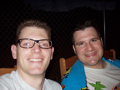 Thommy & Geof Can't Wait for the Movie to Begin