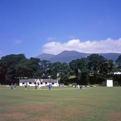 Cricket at Keswick