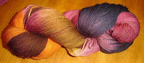 Birfday Yarn
