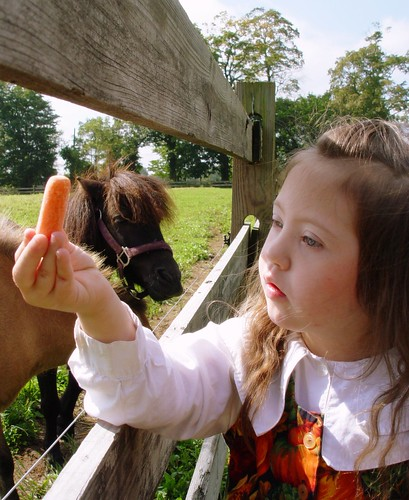 Yum, you want a carrot
