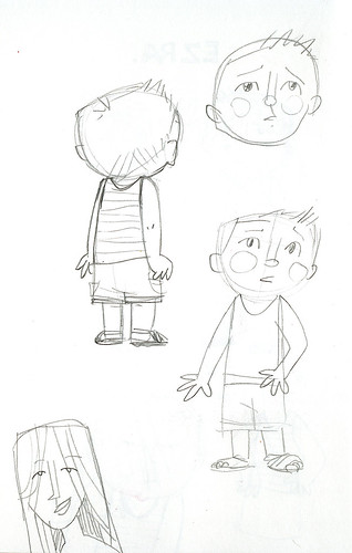 sketches of ezra 2