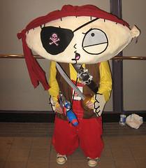 Pirate Stewie!