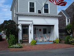 Patriotic Cottage in Provincetown