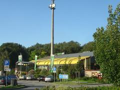 Autobahnraststätte Hünxe Ost