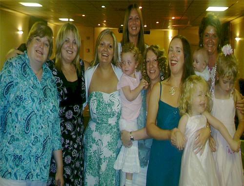 ALL THE GIRLS, Lauren's Christenig (06/08/06) 1