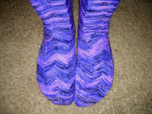 finished koigu jays