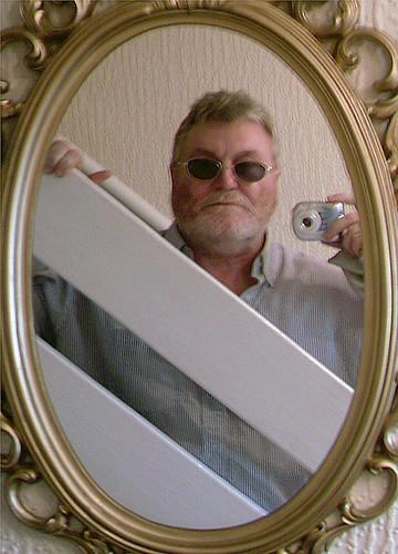 A Bearded Self Portrait 1