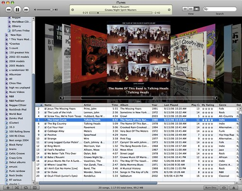 iTunes 7 screenshot