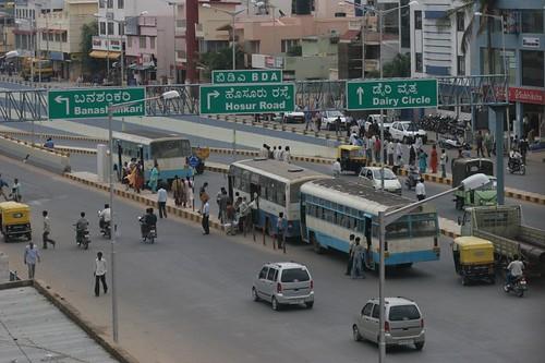 IMG_0006 Jayadeva flyover  alleged bus stops16 th Sept 06