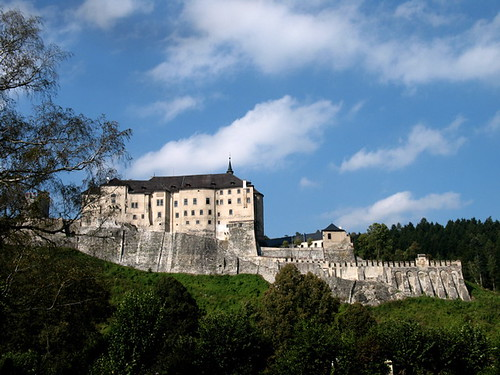 Česky Sternberk Castle