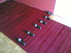 Teppiche und Stabilisatoren mit zero Zucker