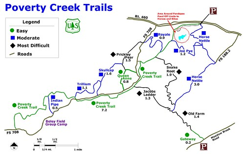 pov creek trails