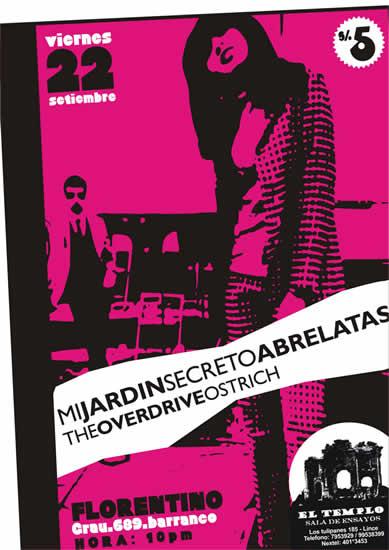 MJS en el Florentino, 22 de Setiembre