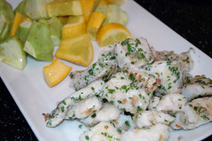 Tarragon Orange Roughy