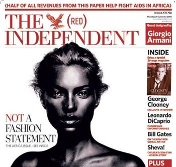 "The Independent's ""African Issue"""