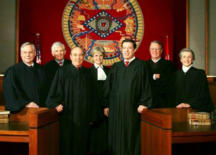 How many of the nine United States Supreme Court justices can you name?