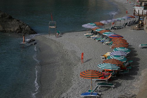 Monterosso in the Morning