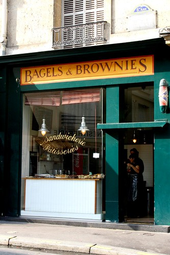 Bagels & Brownies
