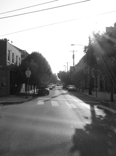 Morning Light-Catherine Street