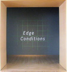 Edge Conditions, San Jose Museum of Art, curated by Steve Dietz