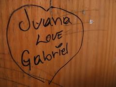 Juana love Gabriel