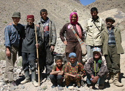 Mountain Men and Moi