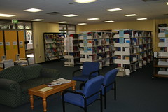 Alice Springs Hospital Library