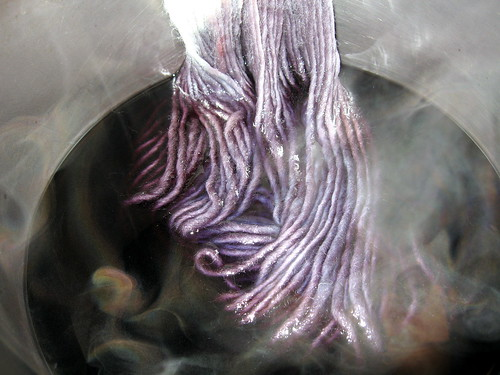Dying Yarn - Step Four