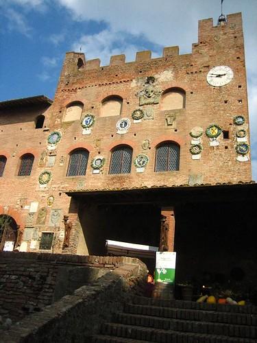 Palazzo Pretorio, Certaldo Alto