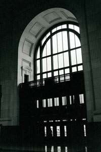 Union Station window
