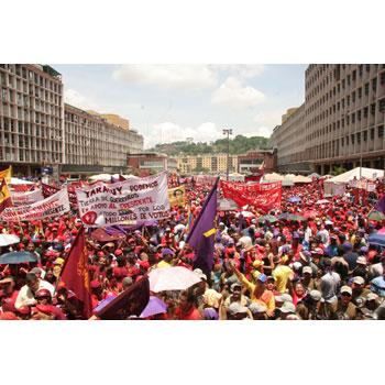 campaña 2006 hugo chavez presidente