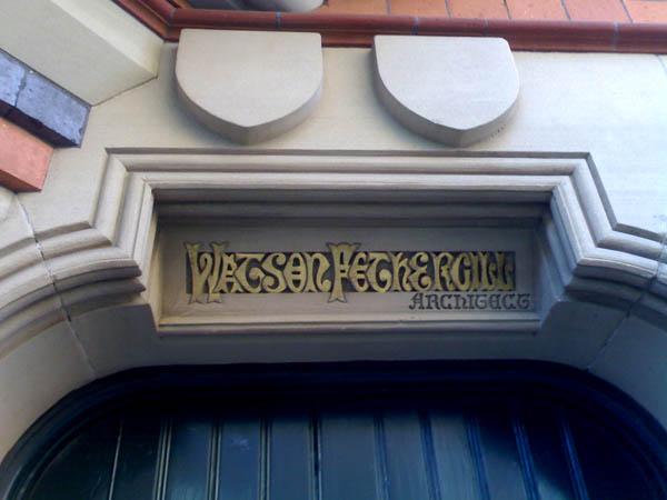 fothergill doorway