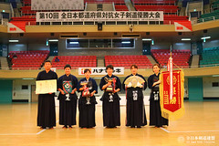 10th All Japan Interprefecture Ladies Kendo Championship_1222