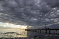 Number 112 of 365 / 2013 - Storm Chaser, Glenelg, Adelaide, South Australia photo by MarkFromAdelaide