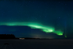Catching the northern light ~13 photo by mcqal