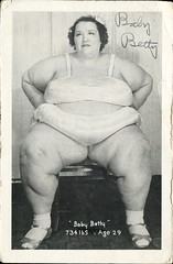 """Baby Betty"", 734 lbs, Age 29 photo by SwellMap"