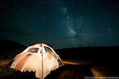 Camping Under the Stars photo by City Eyes