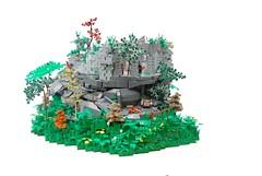 Weathertop - Amon Sûl photo by Legopard