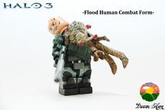 LEGO Halo 3 - Flood Human Combat Form photo by Dawn Hero