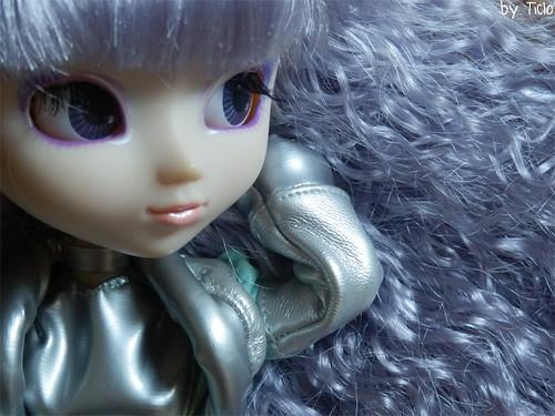 Tsuki - Pullip Cosmic Mercu