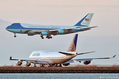 Air Force One photo by mvonraesfeld