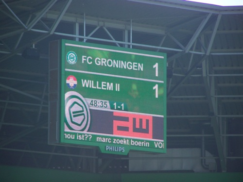 7814830066 688818e114 FC Groningen   Willem II 1 1, 19 augustus 2012