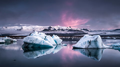 The Glacier Lagoon photo by andywon