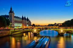 Conciergerie @ Paris photo by A.G. Photographe
