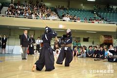 47th All Japan Junior kendo Tournament_072