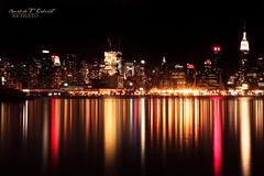 New York City After Dark photo by Ronaldo F Cabuhat