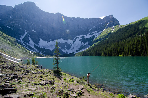 Rawson Lake Trail