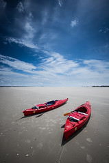 Kayak to the Beach photo by talkingtojoey