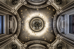 Le Palais Garnier (Paris opera house) - Rotonde de la lune photo by Mark Carline